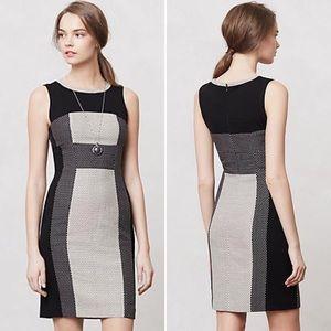 Yoana Baraschi Channeled Dots Column Dress
